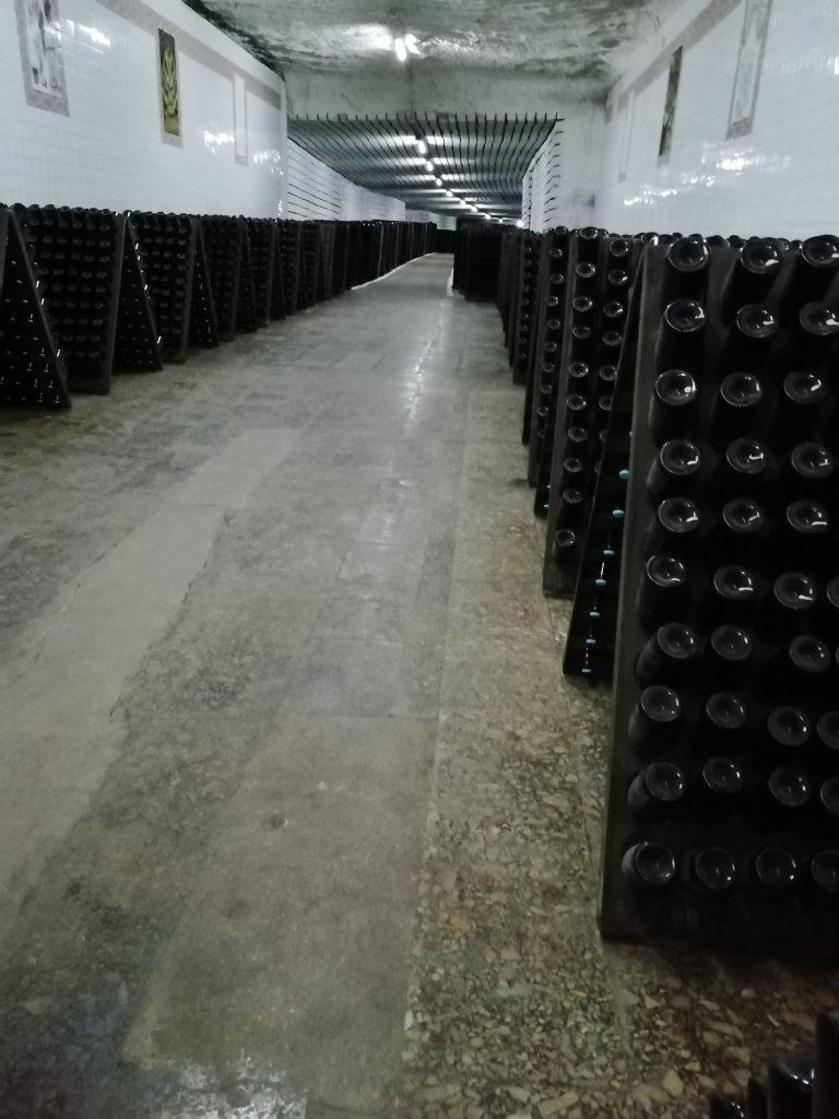 Cricova köpüklü şarapları